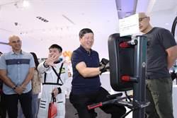 南港台灣精品館改裝重開幕 運用VR新科技打造數位體驗館