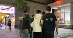 警察頭上動土 15煞十八羅漢洞開殺戒全落網