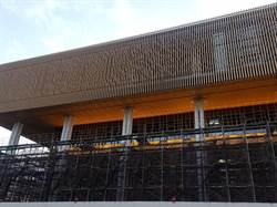 台南總圖新館年底營運 將成新亮點