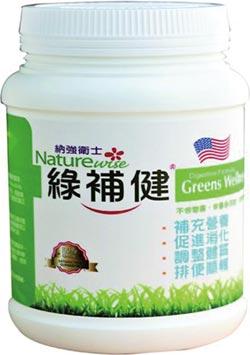 東揚生技綠補健 守護國人健康