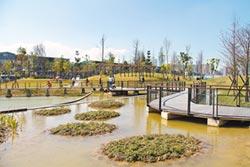 南港新亮點 溼地公園啟用