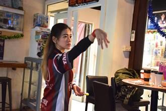政府補助 盧思瑜創業推廣飛鏢運動