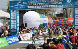 國際自由車環台賽3/3登場  台中設「新丁粄」加油站