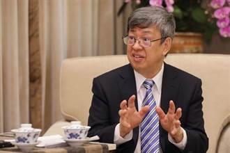 陳建仁:一月初武漢醫護染新冠肺炎是重要警訊