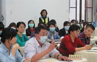 新冠肺炎疫情加溫 台東縣府各單位開始啟動體溫監測