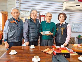 劉神父甘溫 企業家再捐百萬