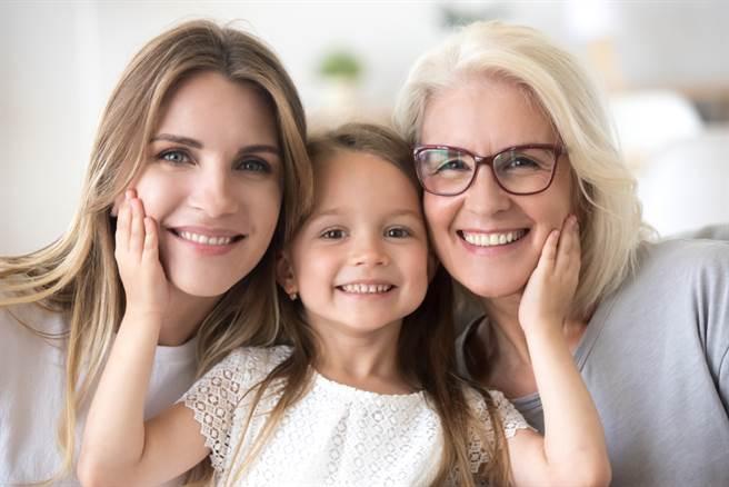 金髮妹21歲當奶奶 女兒還小孫女3月(示意圖/ 取自達志影像)