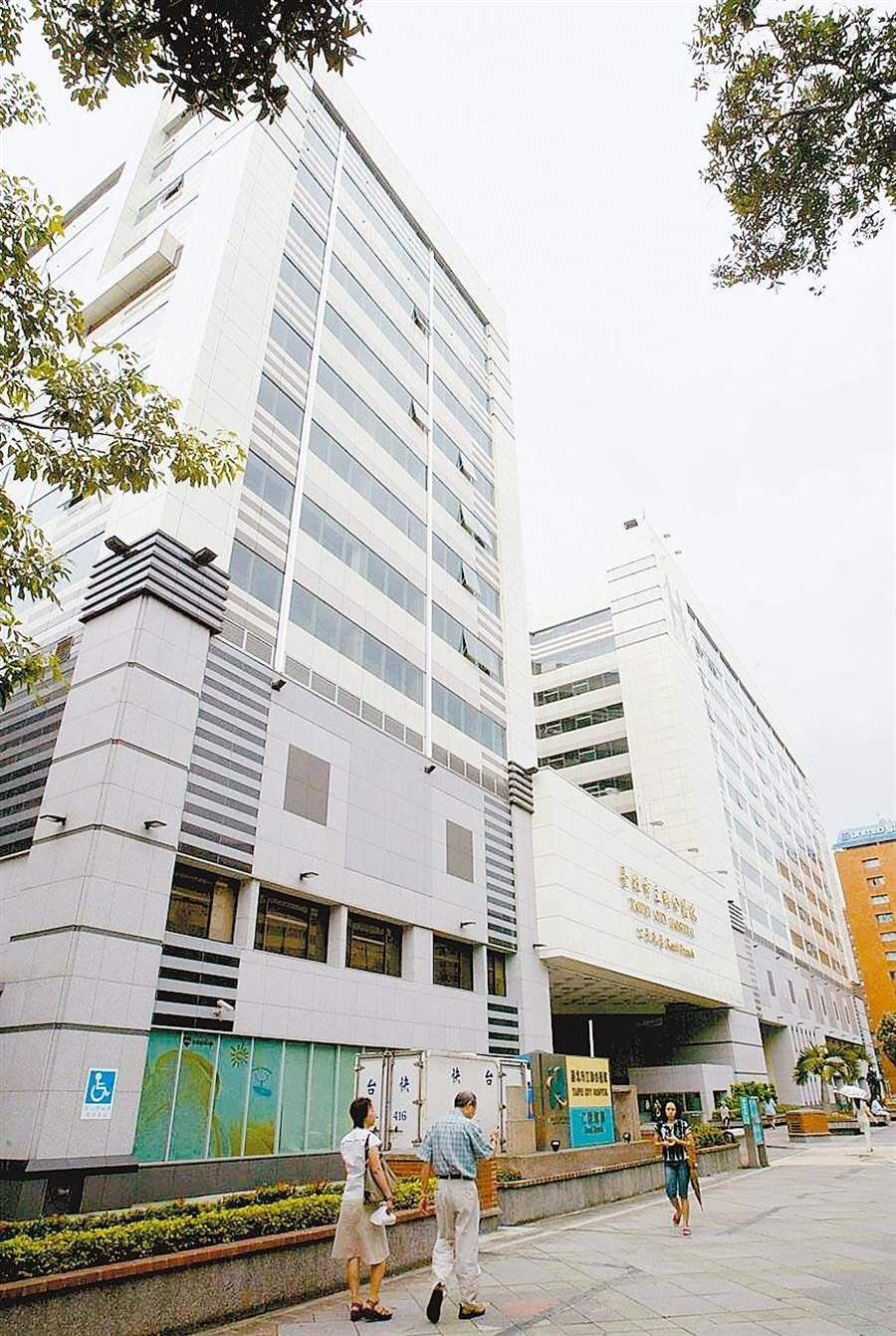 228和平紀念日,台北市立聯合醫院停診,加強急診作業。(本報社資料照片)