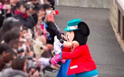 防新冠病毒疫情擴大 東京迪士尼29日起閉園2周