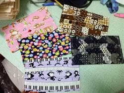 台中布包廠趕製口罩套 布料短缺隨時斷貨