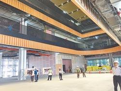 台南圖書館總館 12月開館營運