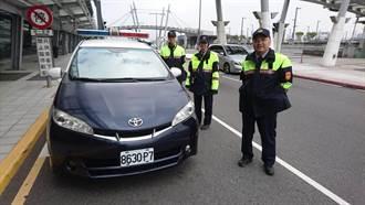 228連假高鐵烏日站交通疏導  警方籲配合接送分流及替代道路