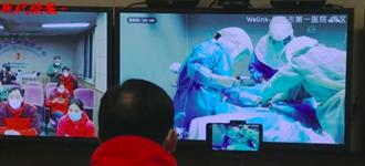 直播氣管切開插管手術!武漢70歲新冠肺炎危重患者獲救