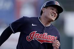 MLB》張育成敲安保2成打擊率 鞏冠2次捕逸