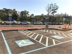 中市公有停車場試辦身障者停車免銷單