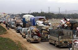 土耳其不擋了 數千難民湧歐洲