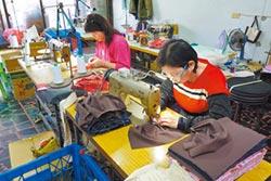 防疫優先 布包廠趕製口罩布套