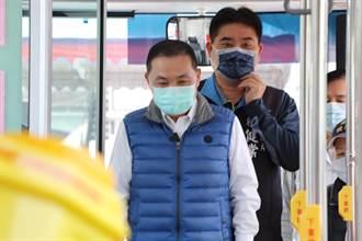 新北公車備戰防疫 出車前後加強消毒