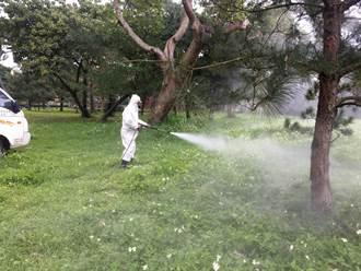 小黑蚊猖獗 花蓮13鄉鎮明同步噴藥消毒防疫