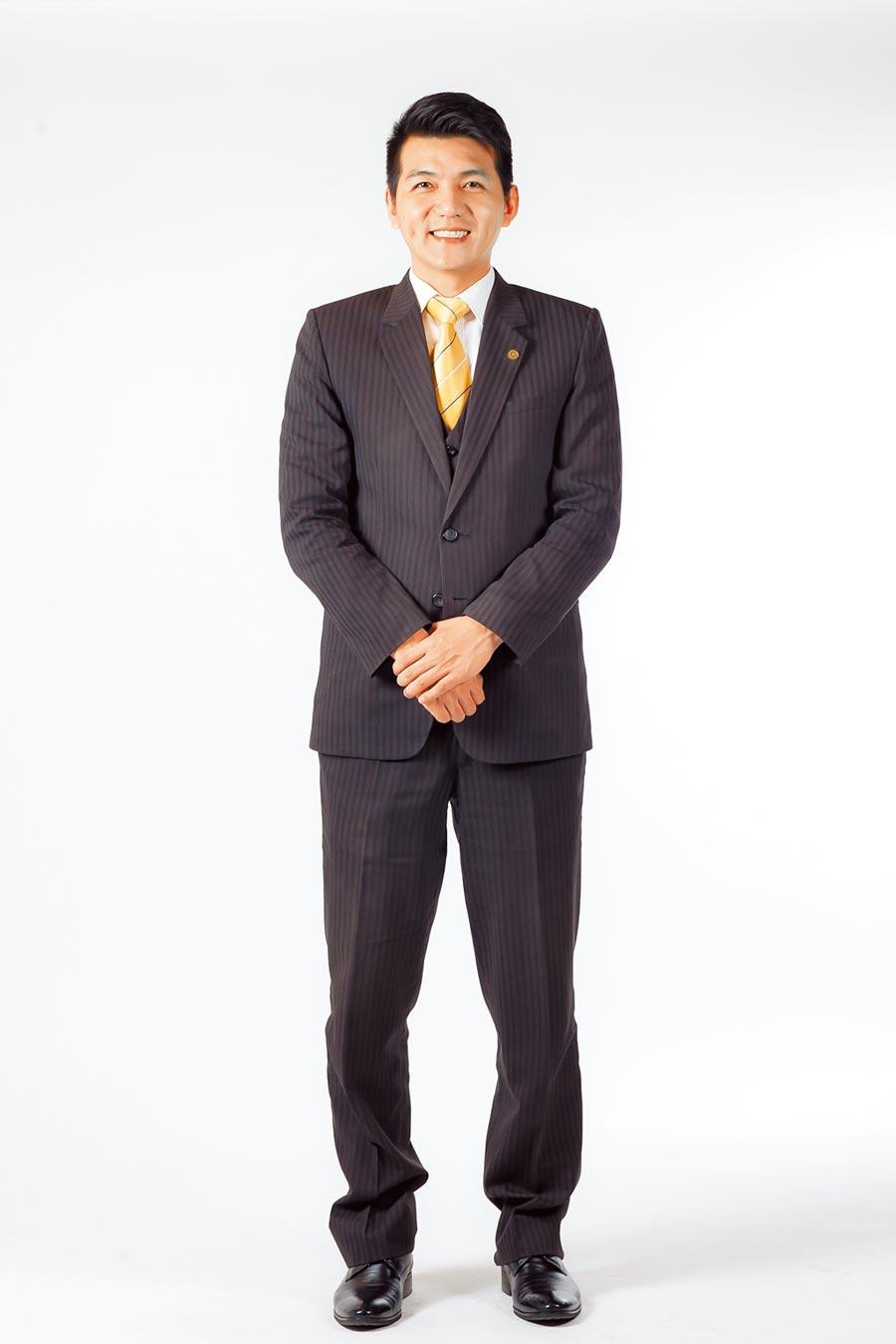 永慶房產集團業管部資深經理謝志傑
