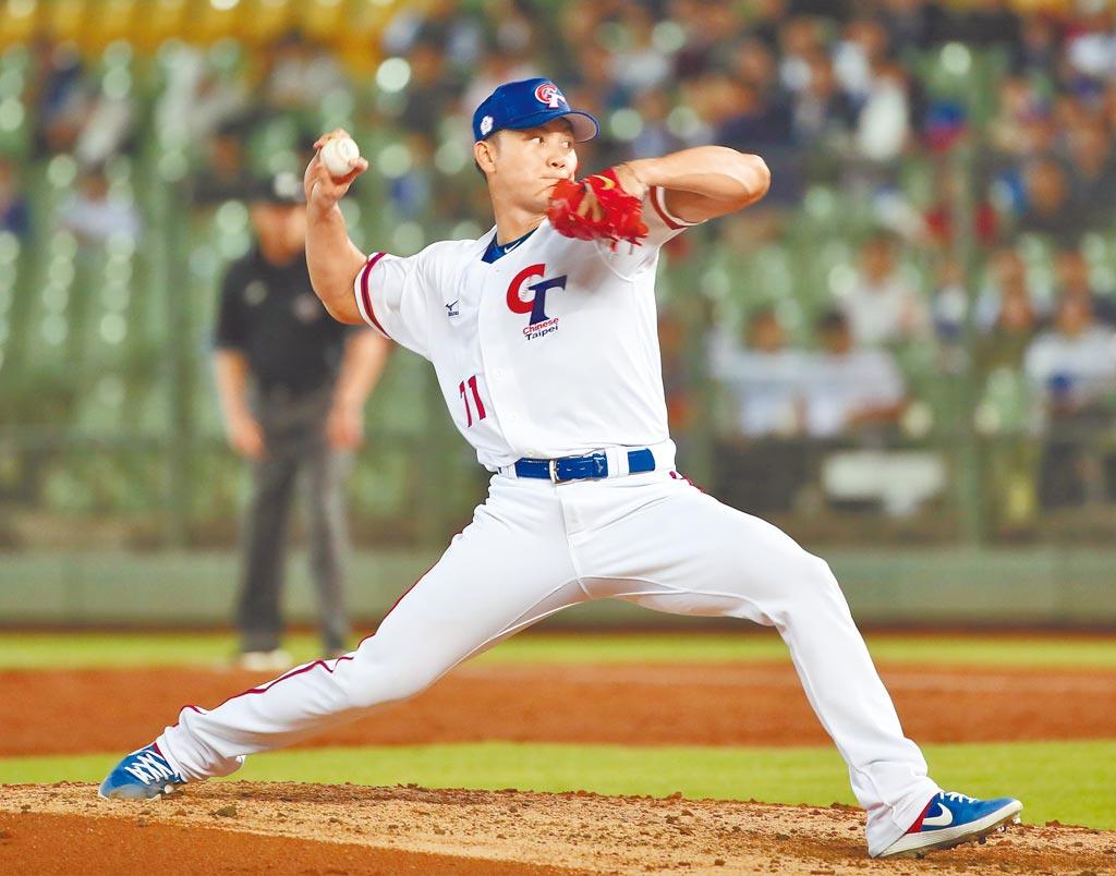 台灣旅美選手江少慶。(本報資料照片)