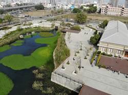 湖泊會呼吸!帝國糖廠湖濱公園中市東區新亮點