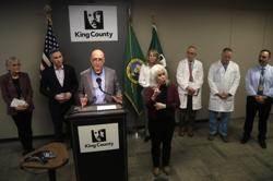華盛頓州疑出現社區傳播與院內感染