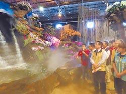 台灣國際蘭展延期 估4000萬泡湯