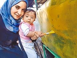 《親愛的莎瑪》揭敘利亞殘酷內戰