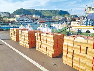 攤販囂張賣私菸 海巡查獲7萬包