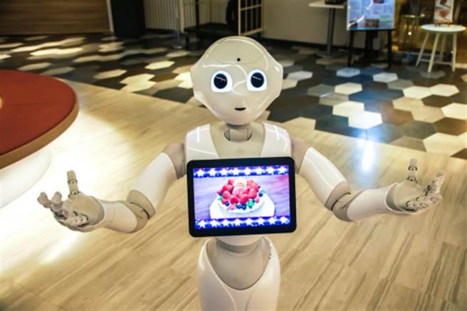 人工智慧機器人站窗邊 詭異張望掀恐慌(圖片取自/達志影像)