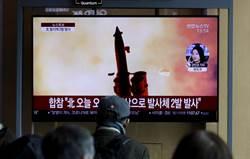 韓新冠肺炎疫情大爆發 北韓射彈湊熱鬧