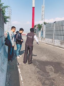 華中橋引道路損 擬3月底前重鋪