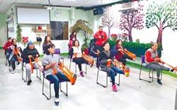 竹縣北區首個老幼共學站 4月揭牌