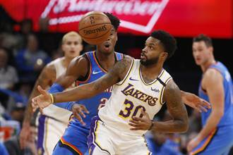 NBA》挑威特斯或JR?湖人裁丹尼爾斯