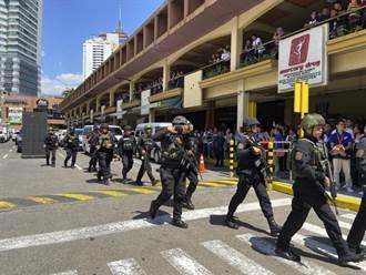 馬尼拉商場爆槍擊 前警衛挾持逾30人 最終棄械投降