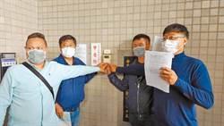 杏仁哥又出征 告黑韓市議員違反選罷法與集遊法