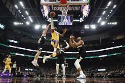 《時來運轉》單場暨場中投注 NBA公鹿湖人王者之爭