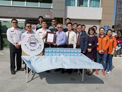 員榮醫院捐贈300住警器 開放弱勢家庭申請