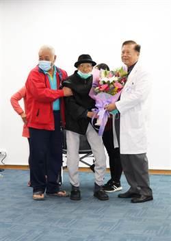 振興醫院完成世界TAVI 術後存活最高齡百歲人瑞