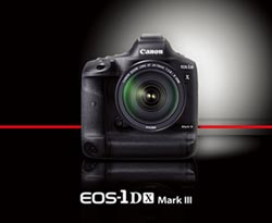 Canon全片幅機皇 EOS-1D X Mark III 台灣開賣