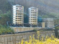 簡水系統完工 三峽3里用水安啦
