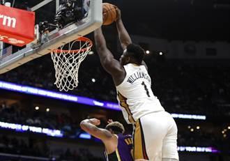 NBA》又壯又快 錫安威廉森怎麼守?