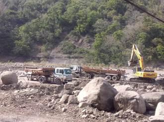 肺炎衝擊陸砂來台 水利署下令多疏濬千萬噸補缺口