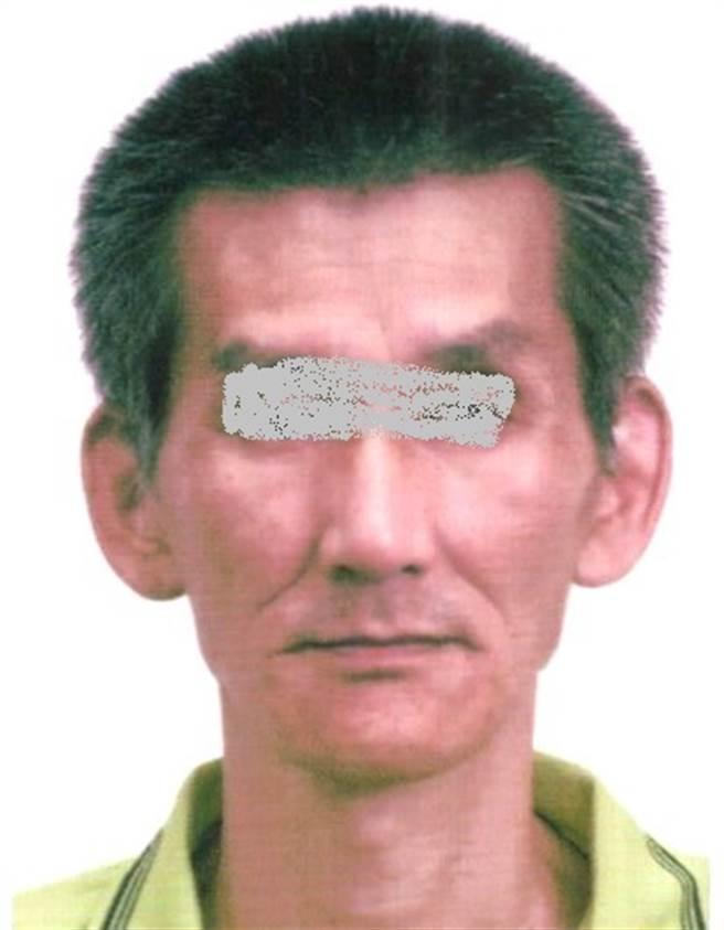 昨晚破壞電子腳鐐從花蓮脫逃的假釋犯歐力源,竟是在大台北地區犯下性侵害案的計程車之狼。(花蓮地檢署提供)