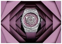 宇舶愛女人 婦女節獻上藝術腕表 讓男人也讚嘆