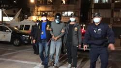 計程車之狼破壞腳鐐再強盜 聲押獲准