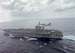 南海刷存在獲支持 美航母本周訪越