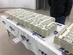 印出史上最真3億「百元假美鈔」 五嫌遭起訴