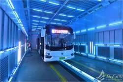 上海公車引進紫外線殺菌消毒 防疫10分鐘搞定